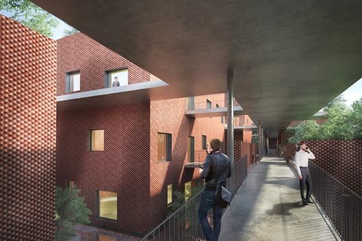 Courtesy of VTN Architects