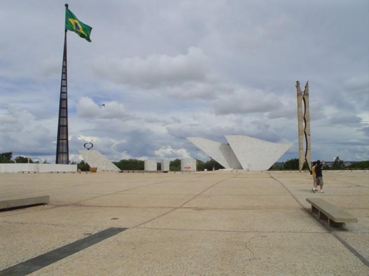 Brasilia - Praça dos 3 Poderes . Image © Sérgio Ulisses Jatobá