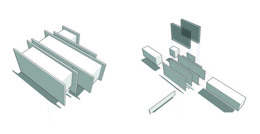 Exploded 3D View