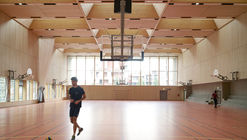Bon Lait Sports Hall  / Dietrich | Untertrifaller Architekten