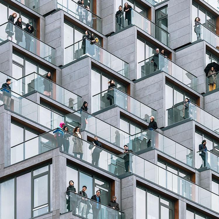 251 1st Street / ODA New York, © Miguel de Guzman / Imagen Subliminal