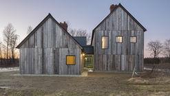 Casa de campo Townships / LAMAS