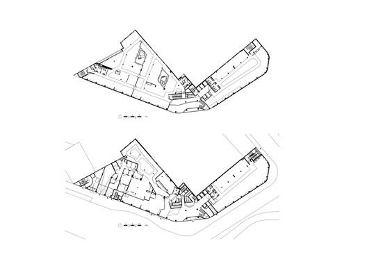 Floor Plan RDC, R+1