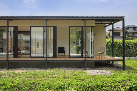 Mask House / CAPD