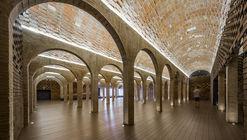 Depósito del Rei Martí  / ARCHIKUBIK + Enllaç arquitectònic Arc-Roig