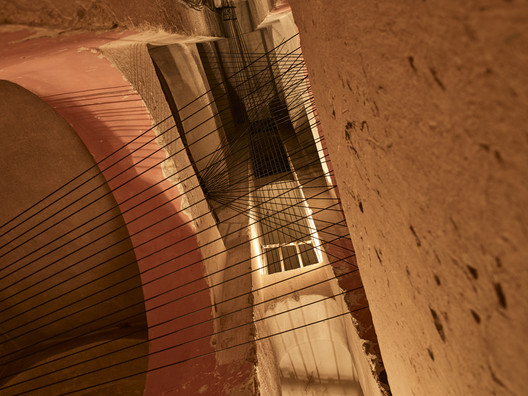 "Project: ""Stair Strike"". Image © Luka Boskovic"