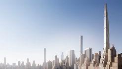 El 'rascacielos más delgado del mundo' corre el riesgo de una ejecución hipotecaria