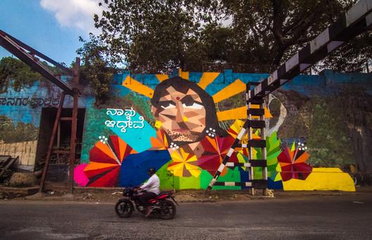 Naavu Idhevi - We Exist by Aravani Art Project, Bengaluru