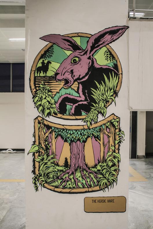 Artwork by Appupen, Bengaluru