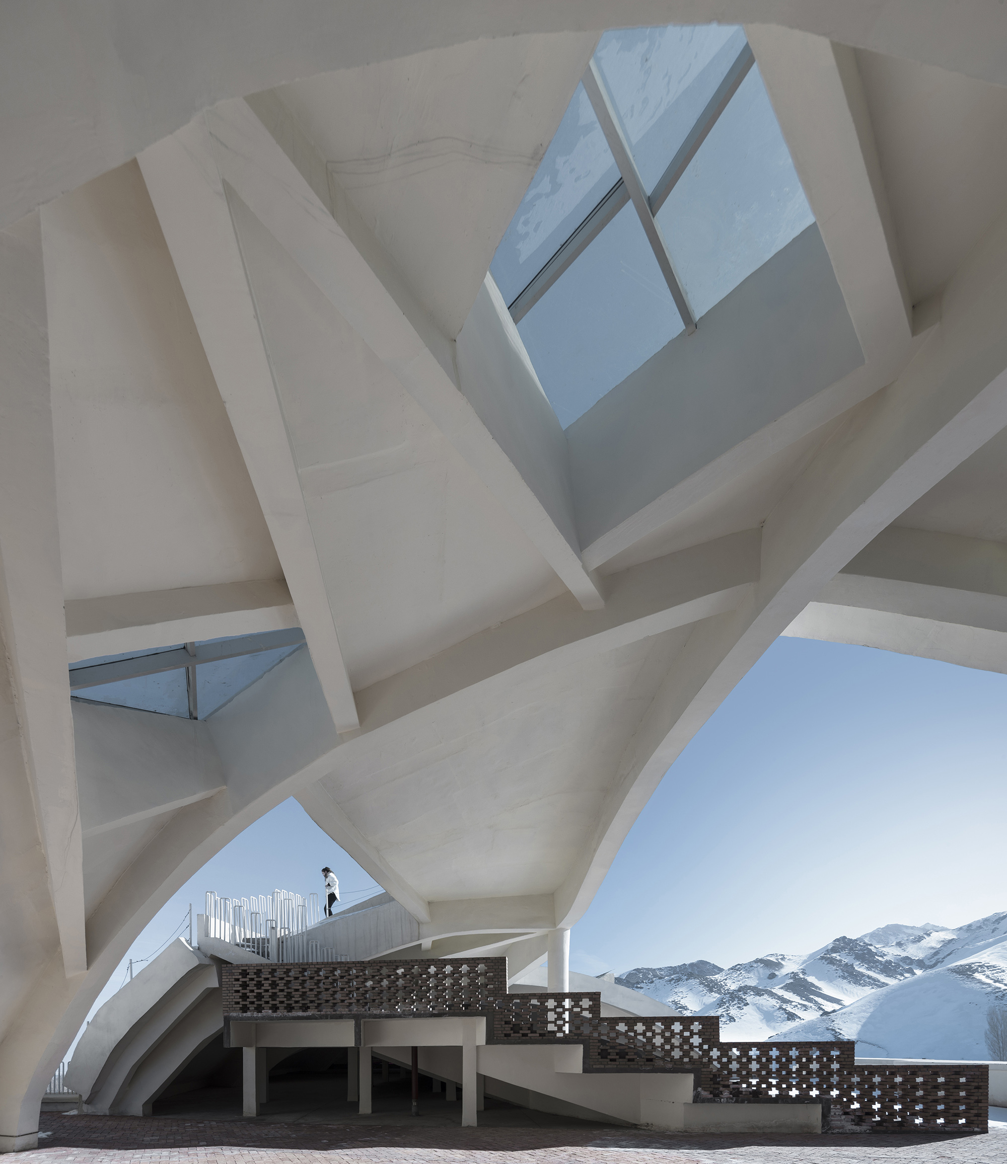 DongZhuang Museum of Western Regions / Xinjiang Wind Architectural Design & Research Institute