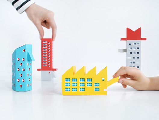 This Book Encourages Children to Build Their Own Russian Constructivist Playground