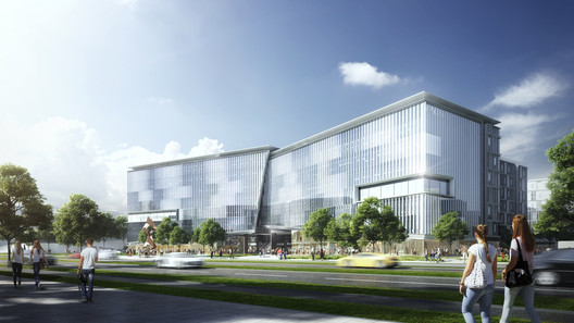 10 DESIGN Wins Competition to Build Start-Up Incubator in Chinese Aviation Hub