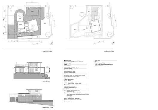 Floor Plan / Sections