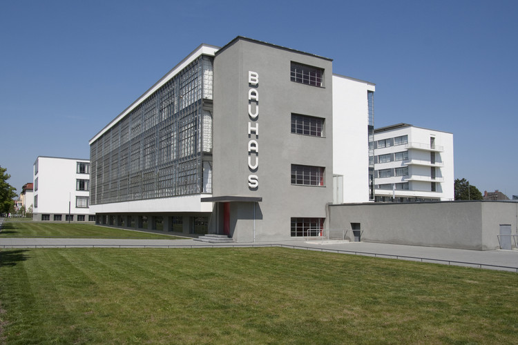 Bauhaus Among 12 Modern Buildings to Receive Conservation Grants