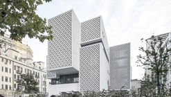 Shanghai Chess Academy / Tongji Architectural Design