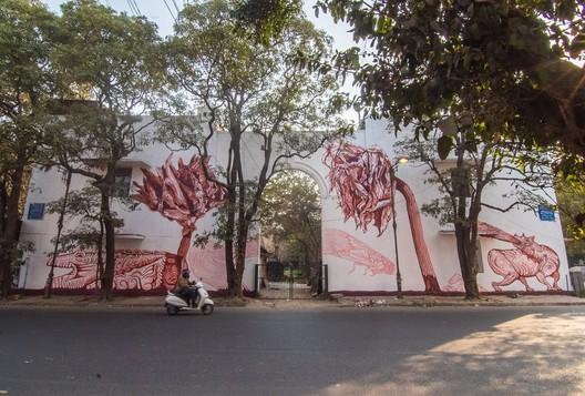3 Dead Dahlias by Amitabh Kumar, Lodhi Colony, Delhi