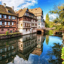 Architectural Adventures: Along the Rhine River Strasbourg | France