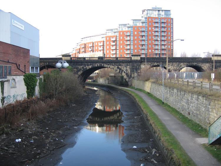 Monks Bridge em Leeds ainda aguarda o projeto, embora este já tenha sido aprovado pelas autoridades locais. Image © russelljsmith via Visualhunt.com /  CC BY