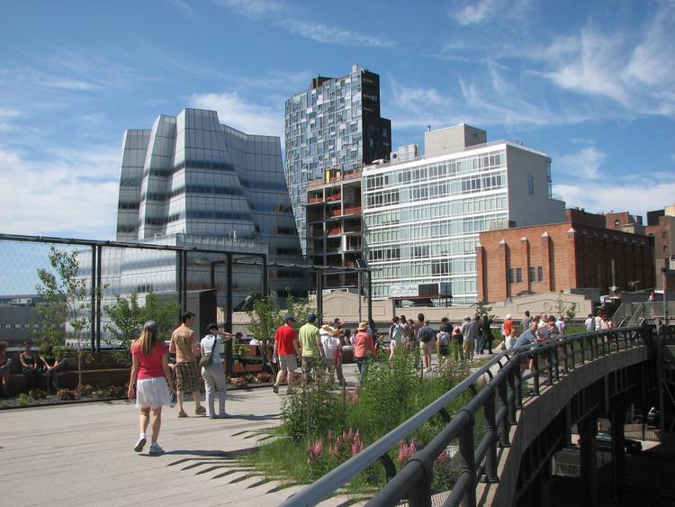 High Line em Nova Iorque. Image © David Berkowitz via VisualHunt /  CC BY