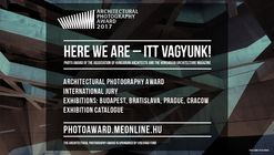 Architectural Photography Award 2017 - Call for Submissions