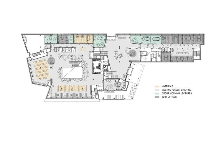 Ground Floor Functions Plan
