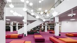 Aalto University Library - Harald Herlin Learning Centre / JKMM