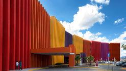 Teletón Infant Oncology Clinic / Sordo Madaleno Arquitectos