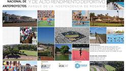 Rosario presenta concurso para diseñar complejo educativo, recreativo y de alto rendimiento deportivo en el Parque de la Independencia