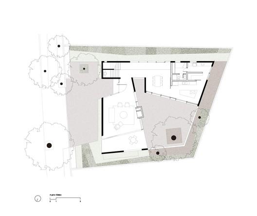 Site Plan - Landscape