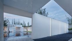 Landscape Design of Suzhou Vanke Great Lake Park / LANDAU international design