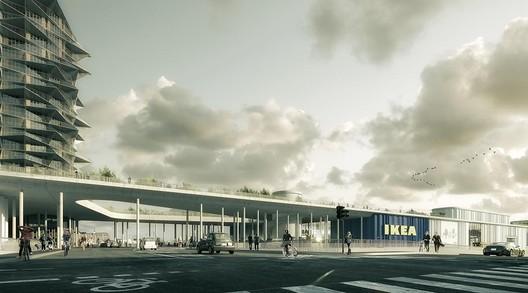Courtesy of Dorte Mandrup Architects