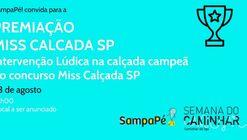 Premiação Miss Calçada SP