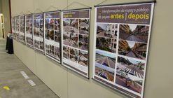 Exposição Antes e Depois, as transformações do espaço público