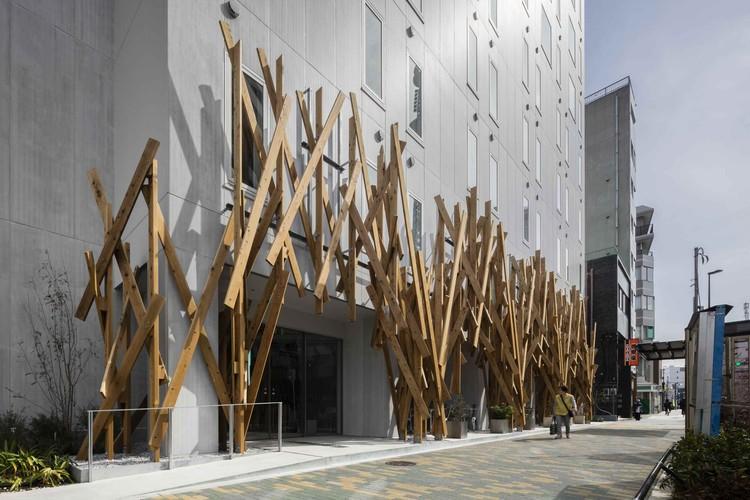 One @ Tokyo / Kengo Kuma & Associates, © Keishin Horikoshi / SS Tokyo