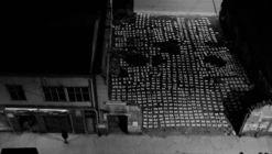 Ejercicios impermanentes interviene artísticamente sitios eriazos de Valparaíso para 'desmontar la continuidad de las cosas'