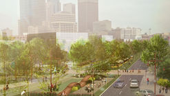 Winnipeg Railside Promenade Ideas Competition