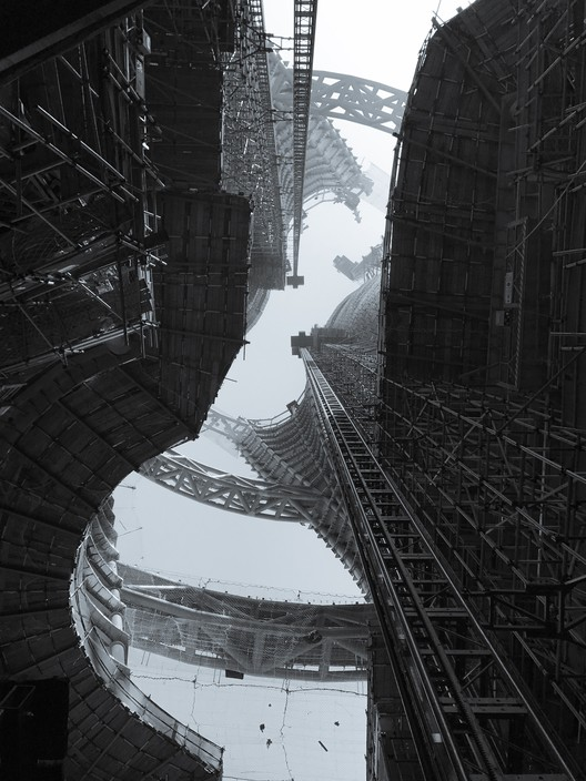 © Satoshi Ohashi (Zaha Hadid Architects)