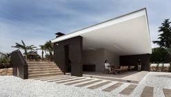 Tectum. Summer Pavilion / Raúl García Studio + Javier García Sánchez Arquitecto