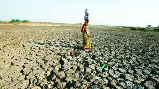 Drought Conditions, India. Image © <a href='http://ift.tt/2v1eNhD user MrGauravBhosle</a> licensed under <a href='http://ift.tt/2az3KSe BY-SA 4.0</a>