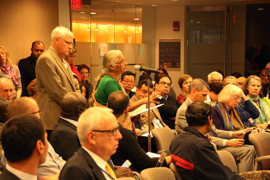 Medha Patkar (Narmada Bachao Andolan) speaks at the World Bank Annual Meetings 2014 session on Safeguards Policy Reform. Image © <a href='http://ift.tt/2uI2rzj user international accountability project</a> licensed under <a href=' http://ift.tt/2a7gdBj BY 2.0</a>