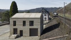 Cantzheim Vineyard Manor House / Max Dudler
