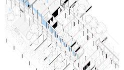 rubial·sanchez, segundo lugar en concurso de nuevo 'edificio cero' para Kömmerling en Madrid