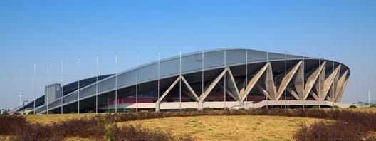 Main stadium. Image © Zhang Yong