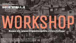 Workshop Bienal de Chile 2017: Convocatoria a Estudiantes Extranjeros