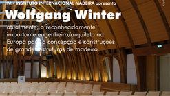 Escola da Cidade realiza palestra com Wolfgang Winter