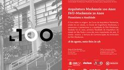 Lançamento de livro documenta os 100 anos da Arquitetura Mackenzie em São Paulo