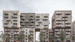 Cubic Houses / ADEPT