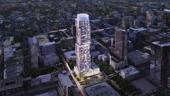 Upcoming 685-Foot Tiered Residential Tower To Extend Austin's Skyline