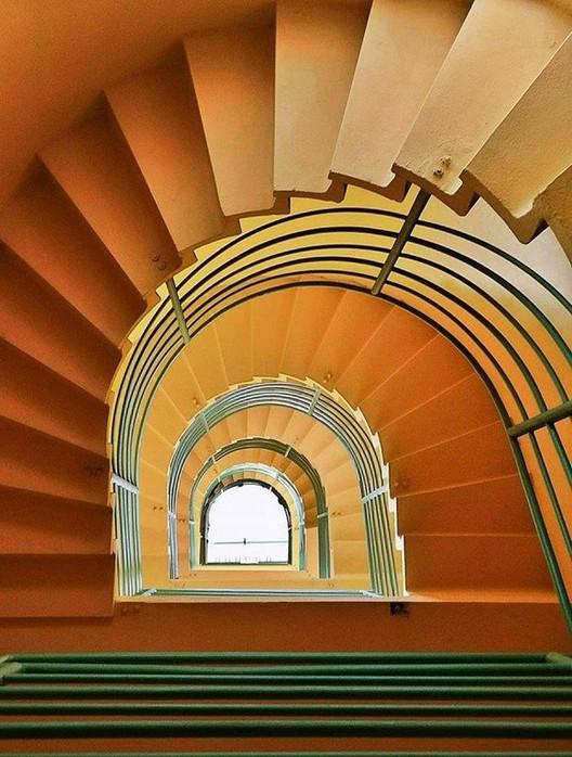 Inside a tower in Pisa, Italy. Image <a href='http://i.imgur.com/m2b3P4d.jpg'>via Reddit user LaTalpa123</a>