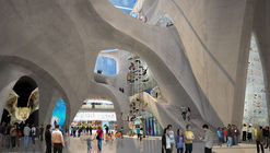 Studio Gang's American Museum of Natural History Expansion Set to Begin Construction